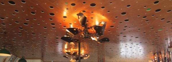 ceiling scene