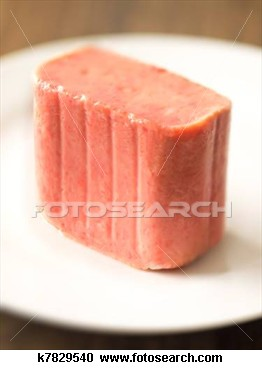 a serving of spam (