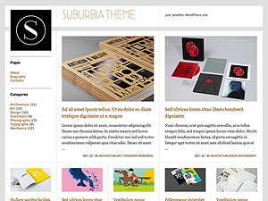suburbia (wordpress)