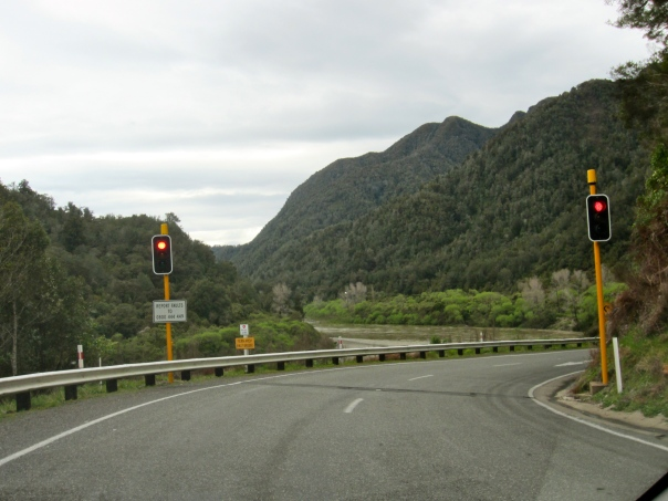 stop at the red light, West Coast, New Zealand (mrscarmichael)