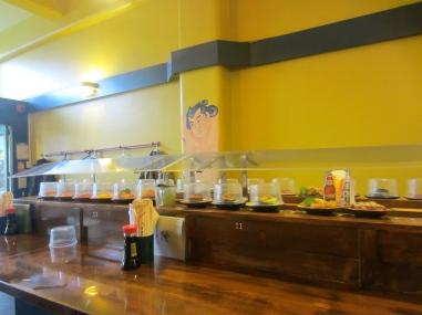 sushi lunching (mrscarmichael)