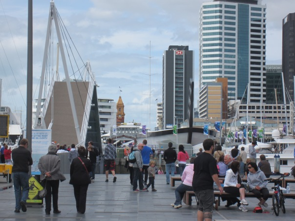 Auckland waterfront, sept 2011 (mrscarmichael)