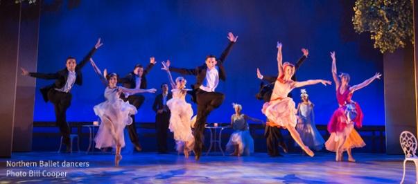 boo hoo hoo (Northern Ballet prdt photo, Bill Cooper)