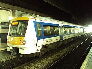 Chiltern Rail, duty of care? (CR website)