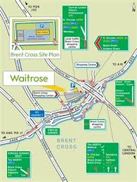 Please believe me when I say there were a million cars in the jam (waitrosememorystore