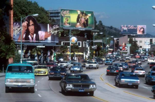 those were the days (Sunset strip, '79)