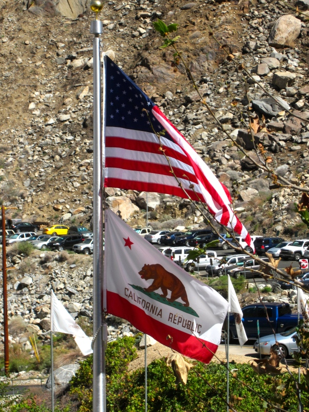 California, U S of A and some rocks (mrscarmichael)