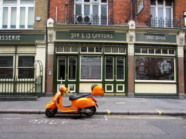 orange solo (mrscarmichael)