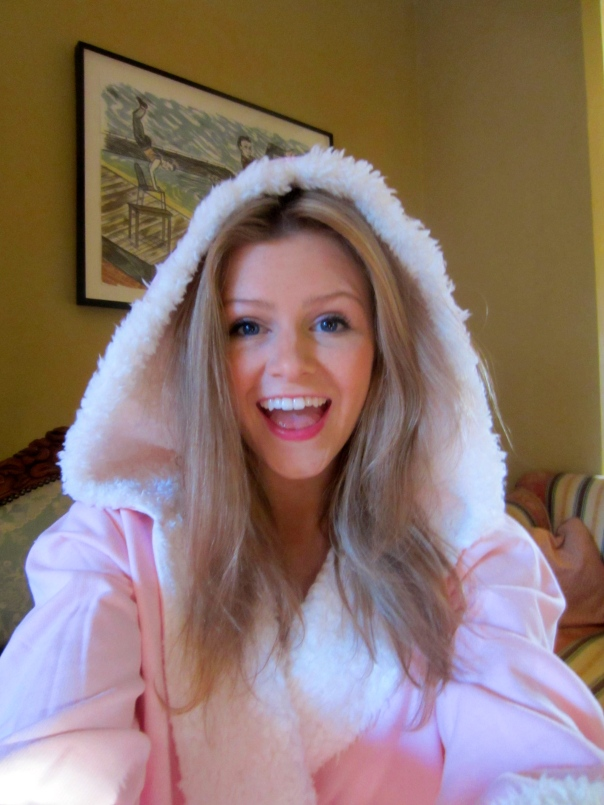happiness is a new dressing gown (mrscarmichael's daughter)