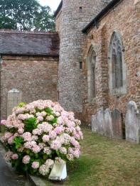beautiful church that has a beautiful view (mrscarmichael)