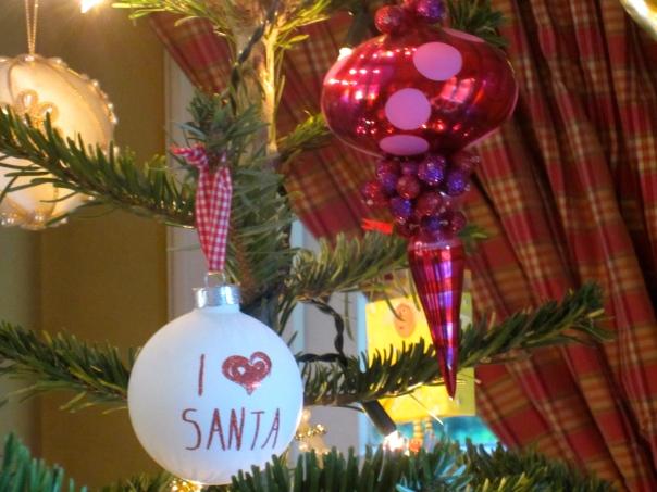 what's santa brought you, Lyle? (mrscarmichael)