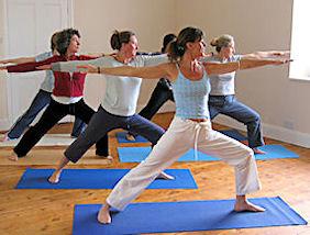 no sweat (yogafocus.co.uk)